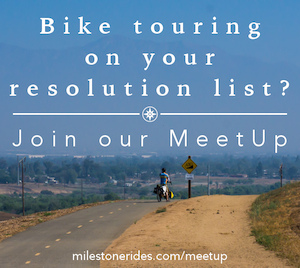Los Angeles Self-Supported Bicycle Touring Meetup Group