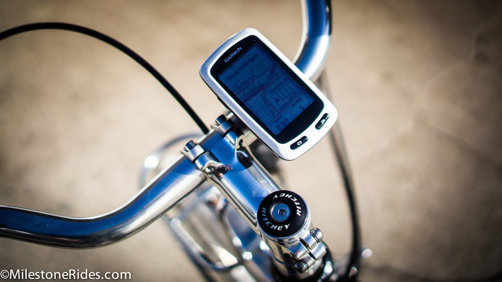Product Review Garmin Edge Touring Milestone Rides