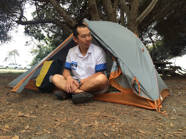 As soon as I came home from my Europe Trip last summer I jumped online to look for a lighter and more compact tent. Donu0027t get me wrong the tent I brought ...  sc 1 st  Milestone Rides & Gear Review: REI Quarter Dome 1 Tent - Milestone Rides