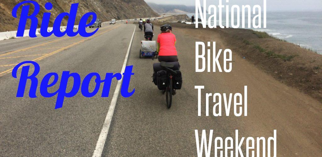National Bike Travel Weekend
