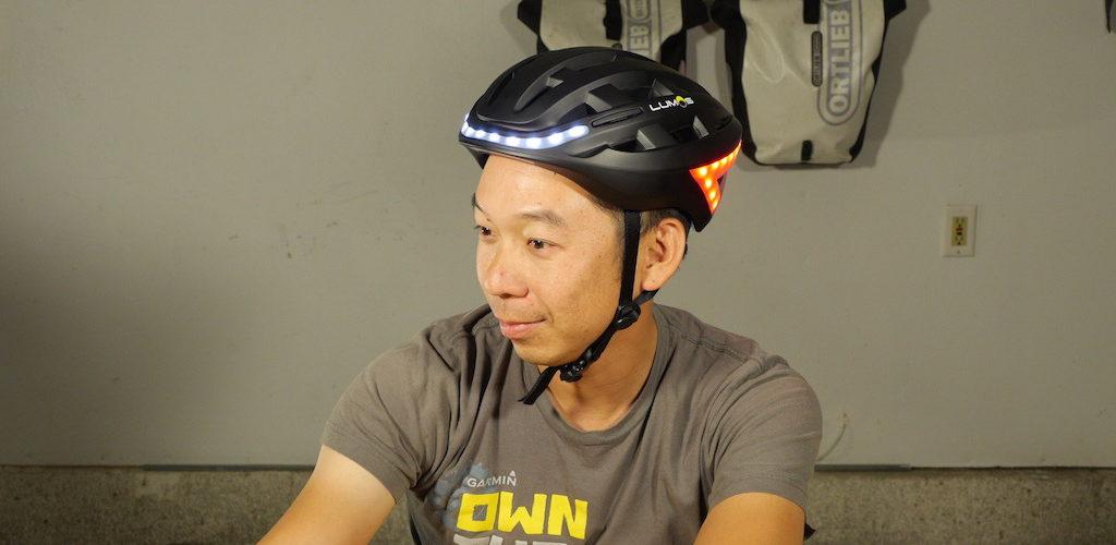 Lumos Helmet Unboxing